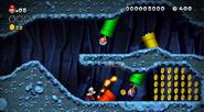 La caverna escarpada (captura de pantalla 2)