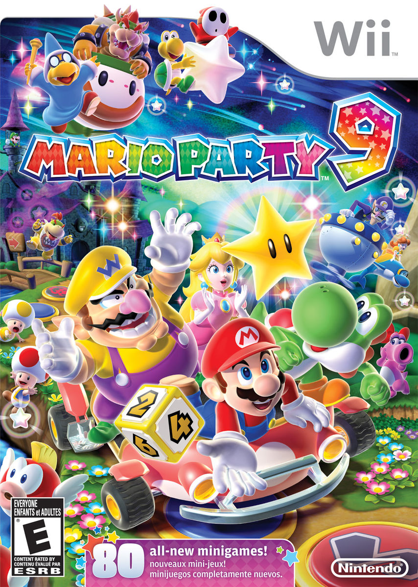 Mario Party 9 Mariowiki Fandom Powered By Wikia
