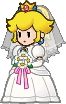 Peach Robe de Mariée SPM