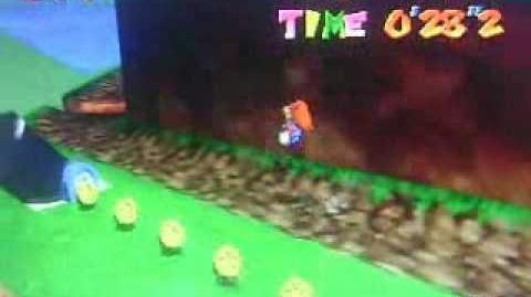 SM64-Find The 8 Red Coins