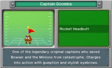 BISDX- Captain Goomba