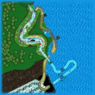 Cap Koopa - MK7 (carte)