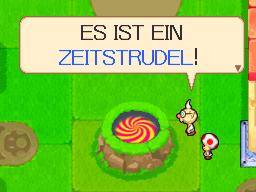 M&L2 Screenshot Zeitstrudel