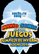 Mario&SonicSOTCHI2014 - Logo ES-EU