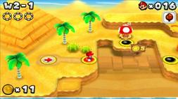 Mundo 2 en New Super Mario Bros. 2