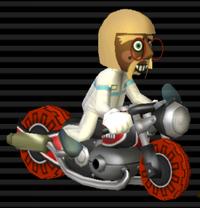 Nitrocyclette Mii M