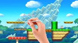 SSBU Super Mario Maker