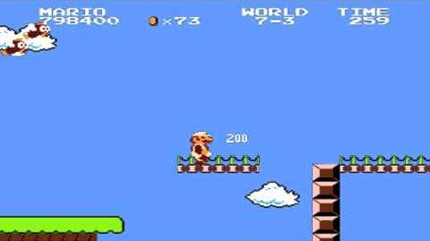 Super Mario Bros. - World 7-3