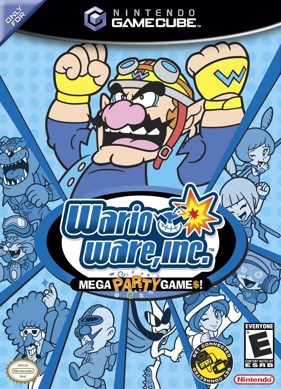 WarioWare, Inc : Mega Party Game$!   MarioWiki   FANDOM