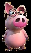 DKCR Artwork Tutorial-Schwein