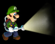 LM Artwork Luigi 3
