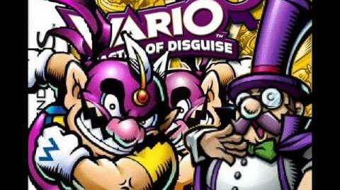 Wario Master of Disguise - Graf Cannoli - Kampfmusik