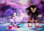 190px-Shadow y Sonic