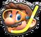 MKT Icône Mario (maillot de bain)