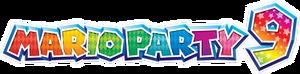 Mario Party 9 (logo)