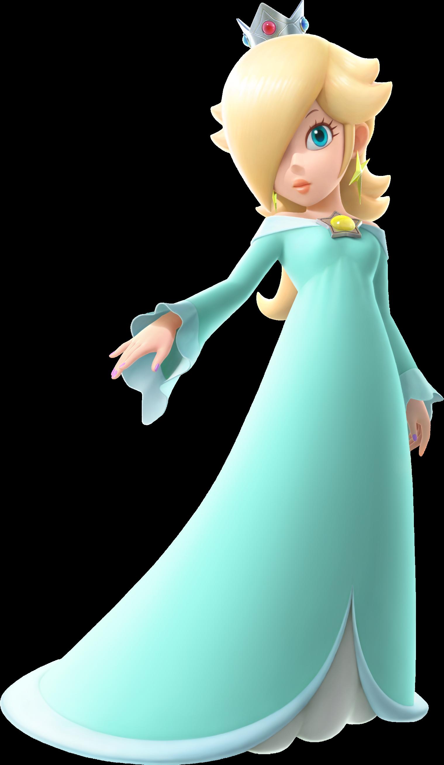 Rosalina Mariowiki Fandom