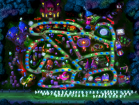 793px-Horror Land map (nighttime)