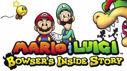 Fawful's Evil Plan - Mario & Luigi Bowser's Inside Story