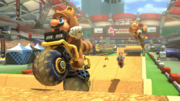 MK8 Estadio Excitebike