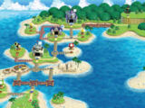 Monde 4 (New Super Mario Bros. Wii)