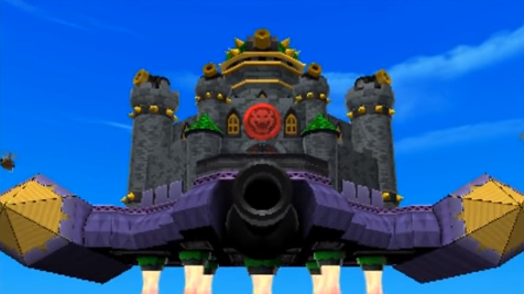Neo Bowser Castle Mariowiki Fandom Powered By Wikia