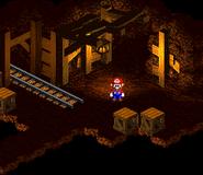SMRPG Screenshot Moleville Minen