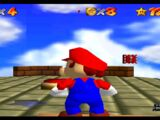 Wing Mario Over the Rainbow