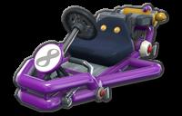Corps Rétro violet
