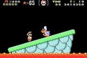 En la batalla de Super Mario World