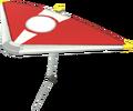 MKT Deltaplane Standard rouge