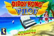 Main Menu - Stories - Diddy Kong Pilot (2001)