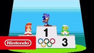 Mario & Sonic bei den Olympischen Spielen Tokyo 2020 - 2D-Wettbewerbe (Nintendo Switch)-0