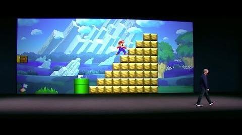 Mario jumps onto Apple's iPhone (CNET News)