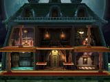 Manoir de Luigi (stage)