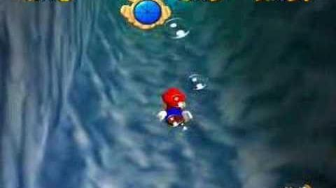 Super Mario 64 Walkthrough (Treasure of the Ocean Cave)