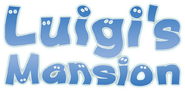 Logo Luigi Mansion