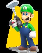 Luigi Mario + Rabbids