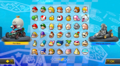 PersonnagesMK8D