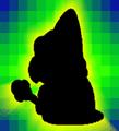 SPM Screenshot Dunkel-Magikoopa Fangkarte