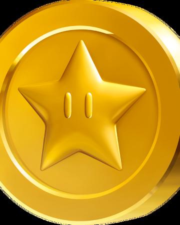 Moneda Estrella Super Mario Wiki Fandom