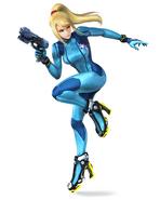 Zero Suit Samus SSB4