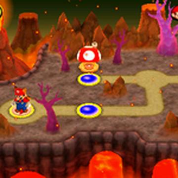 World 6 New Super Mario Bros 2 Mariowiki Fandom