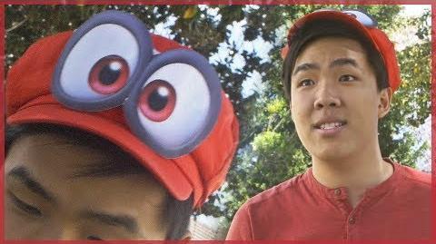 5 Everyday Uses of Cappy (Super Mario Odyssey)