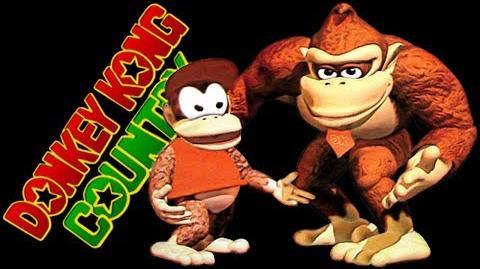 Donkey Kong Country - 03 - Dia Nocivo Para El Pelo