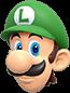 Luigi (head) - MaS