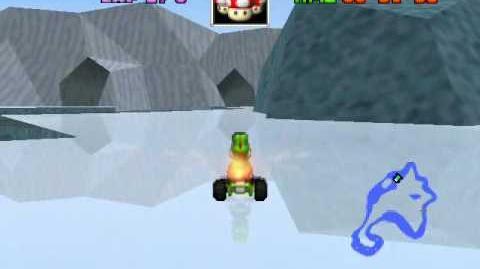 Mario Kart 64 Sherbet Land