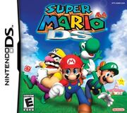 Super Mario 64 DS Carátula