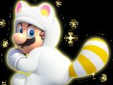 White Tanooki Mario (power-up)