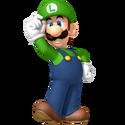 MP9 Artwork Luigi