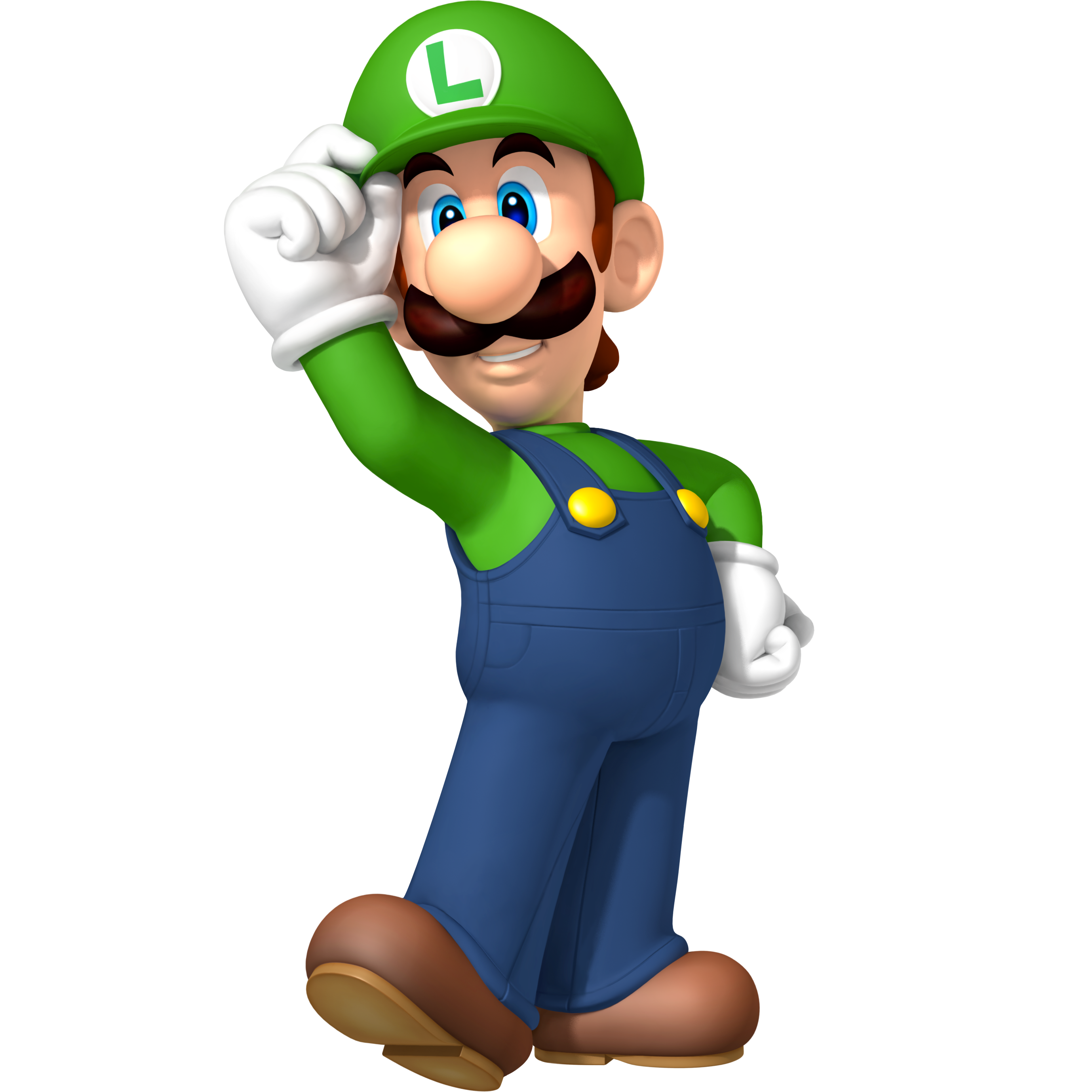 MP9 Artwork Luigi